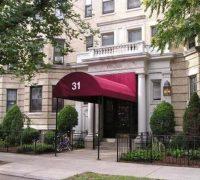 31 Queensberry St. #3